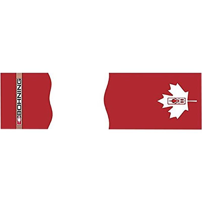 Bohning Arrow Wraps Canadian Flag 7 In. Standard 13 Pk.