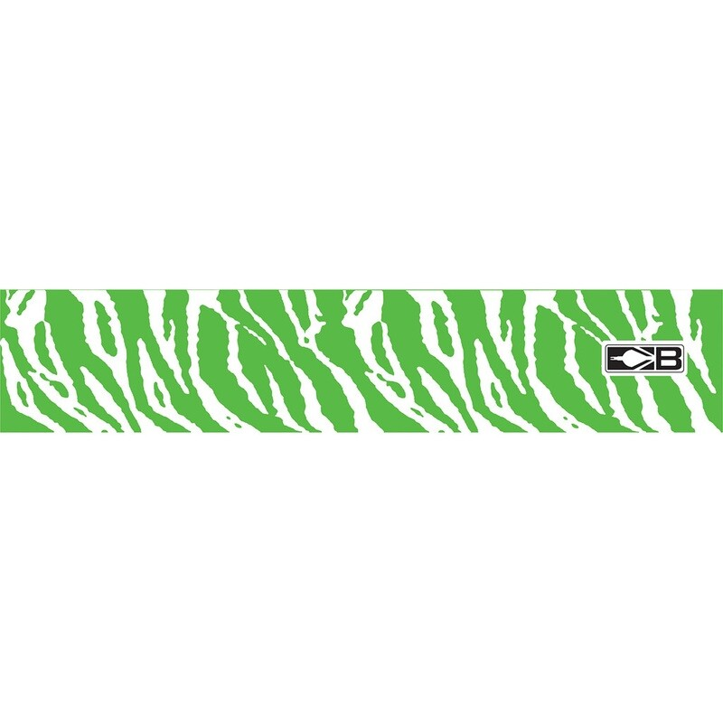 Bohning Arrow Wraps Green And White Tiger 7 In. Standard 13 Pk.
