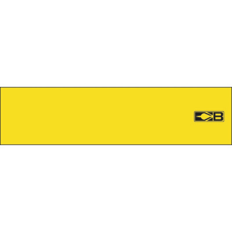 Bohning Blazer Arrow Wraps Neon Yellow 4 In. 13 Pk.