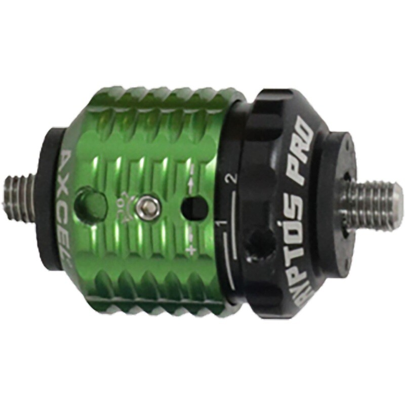 Axcel Kryptos Pro Adjustable Dampener Green/ Black