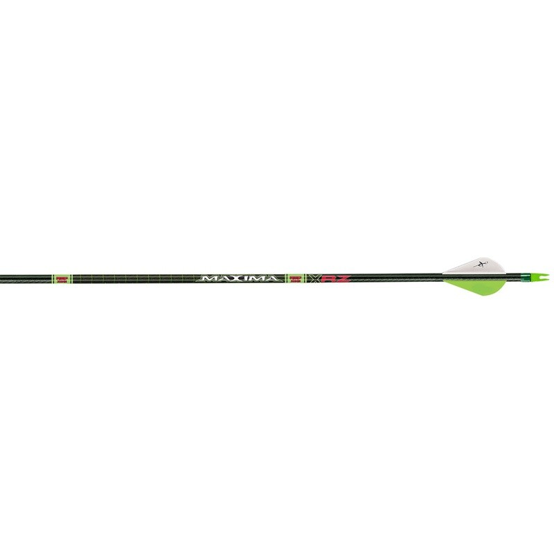 Carbon Express Maxima Xrz Arrows 150 2 In. Vanes 6 Pk.