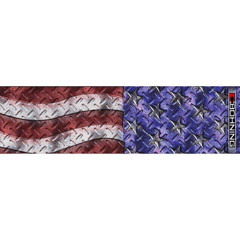 Bohning Arrow Wraps Industrial Flag 7 In. Standard 13 Pk.