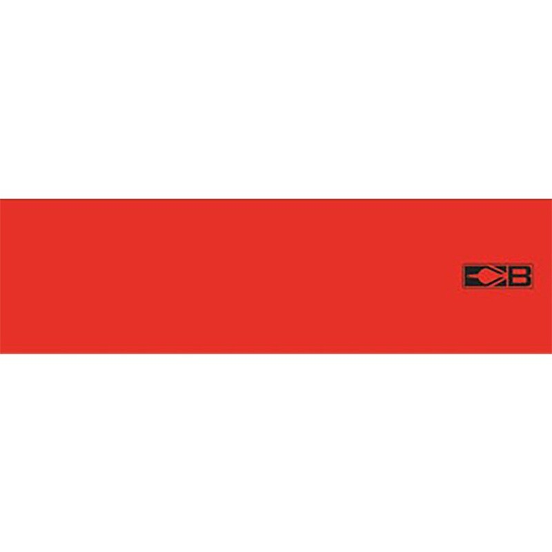 Bohning Arrow Wraps Neon Red 4 In. Standard 13 Pk.