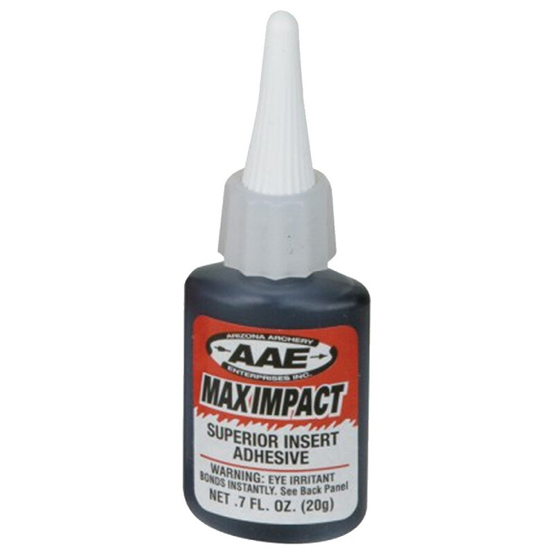 Aae Max Impact Insert Glue .7 Oz.