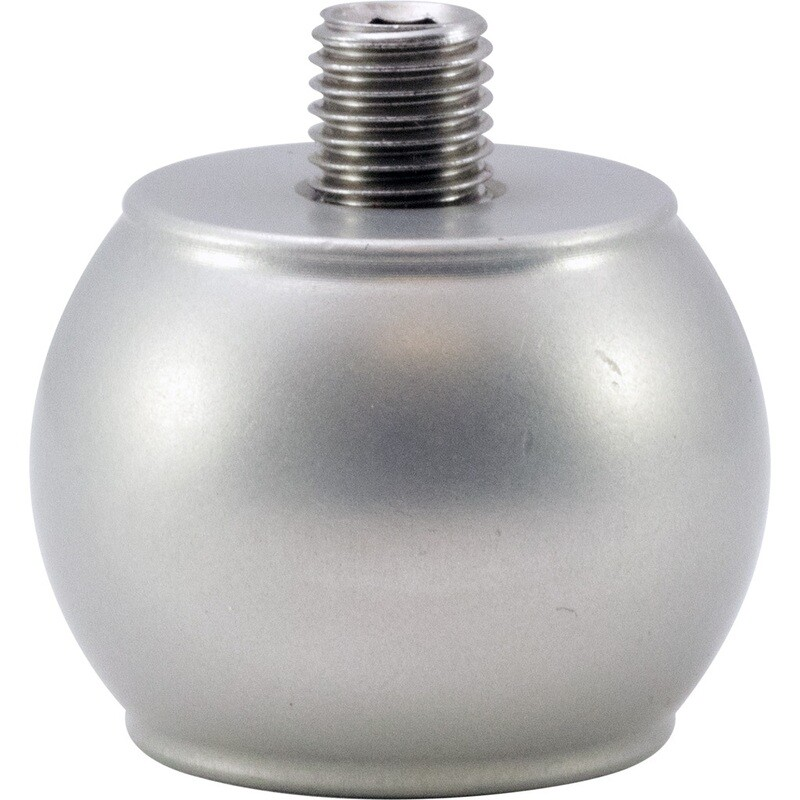 Axcel Stabilizer Weight 4 Oz. 1.25 In. Ball Shape Stainless Steel
