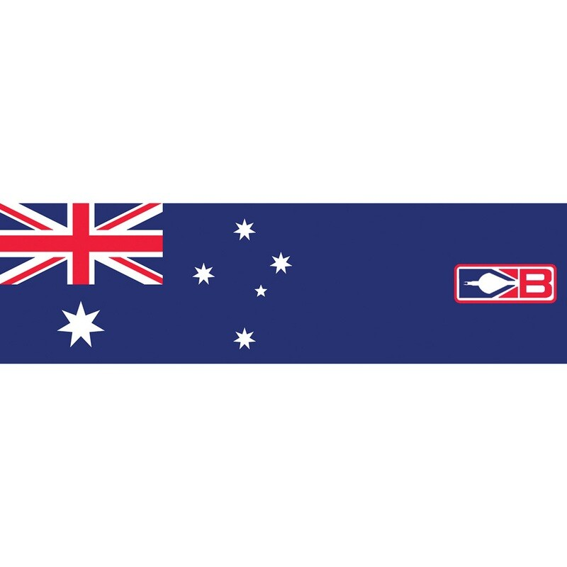 Bohning Arrow Wraps Austrailian Flag 7 In. Standard 13 Pk.