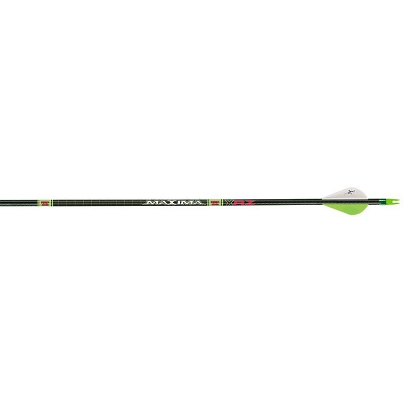 Carbon Express Maxima Xrz Arrows 250 2 In. Vanes 6 Pk.