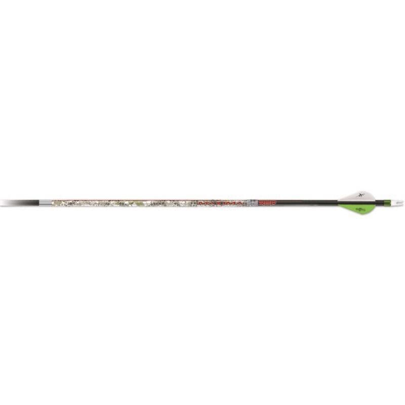 Carbon Express Maxima Red Badlands Arrows 250 2 In. Vanes 6 Pk.