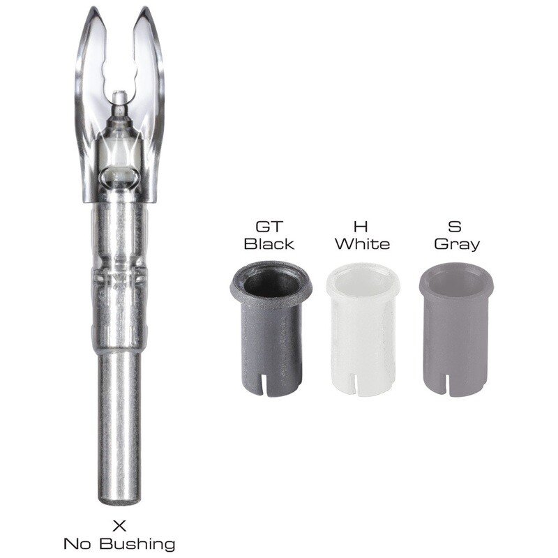 Nockturnal Fit Lighted Nocks White 3 Pk.