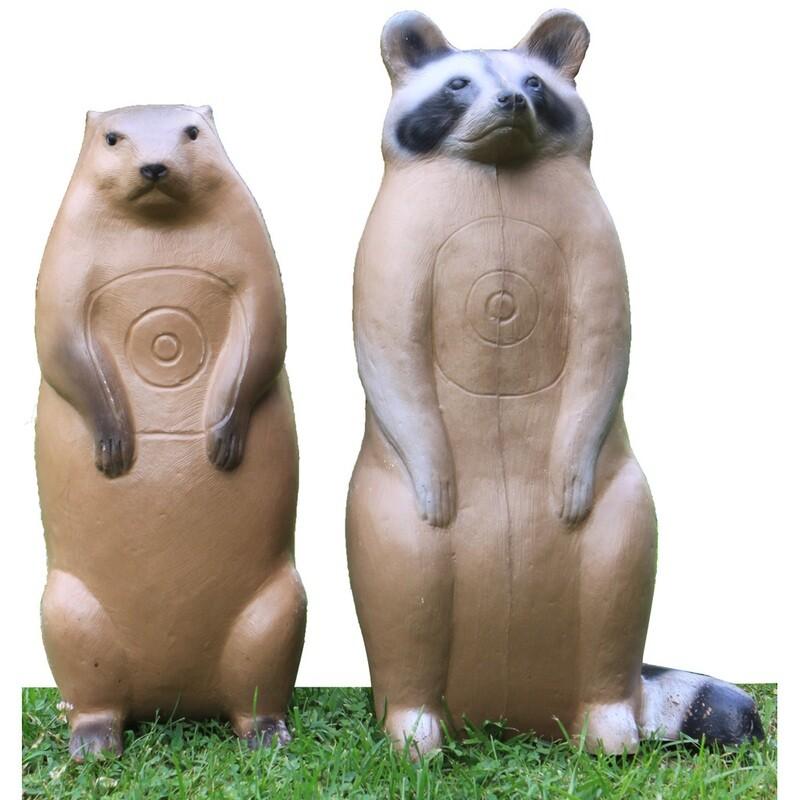 Real Wild Raccoon And Groundhog Combo Target
