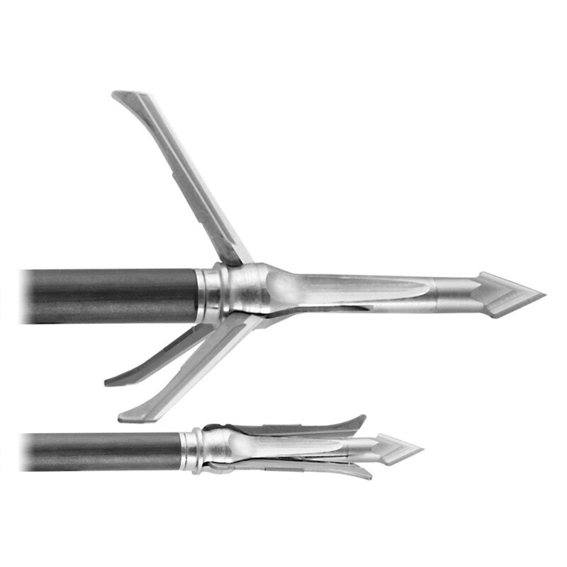 Grim Reaper Crossbow Razorcut Broadheads 100 Gr. 1.5 In. 3 Pk.