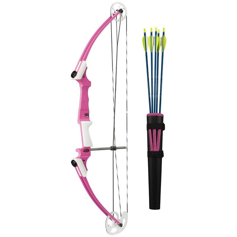 Genesis Bow Set Pink Rh