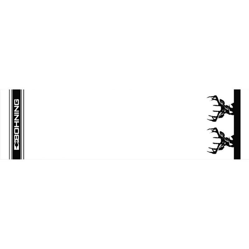 Bohning Arrow Wraps White Deer 7 In. Standard 13 Pk.