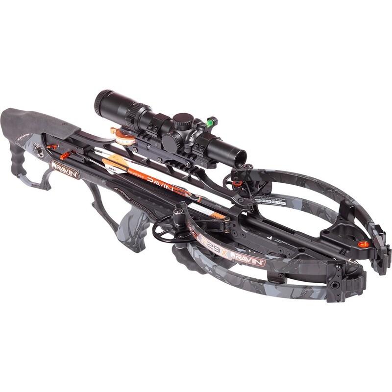 Ravin R29x Sniper Crossbow Package Predator Dusk Camo