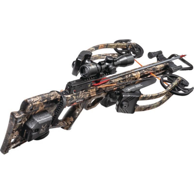 Wicked Ridge Rdx 400 Crossbow Package Acudraw