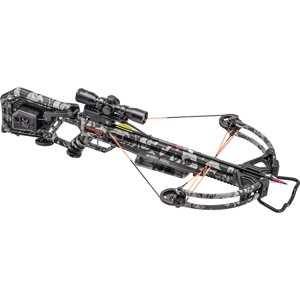 Wicked Ridge Invader 400 Crossbow Package Acudraw