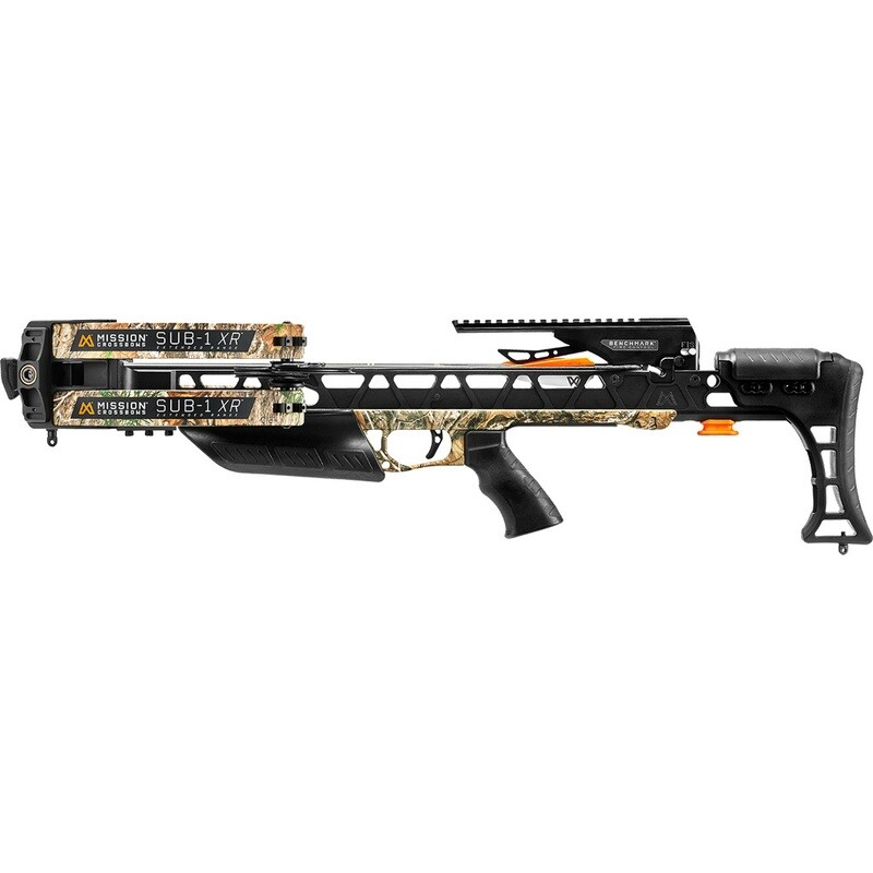 Mission Sub-1 Xr Crossbow Only Realtree Edge