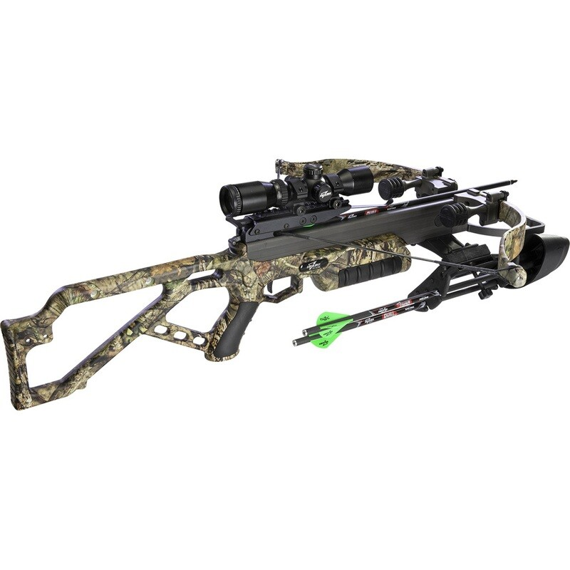 Excalibur Mag 340 Crossbow Package Mossy Oak Break Up Country