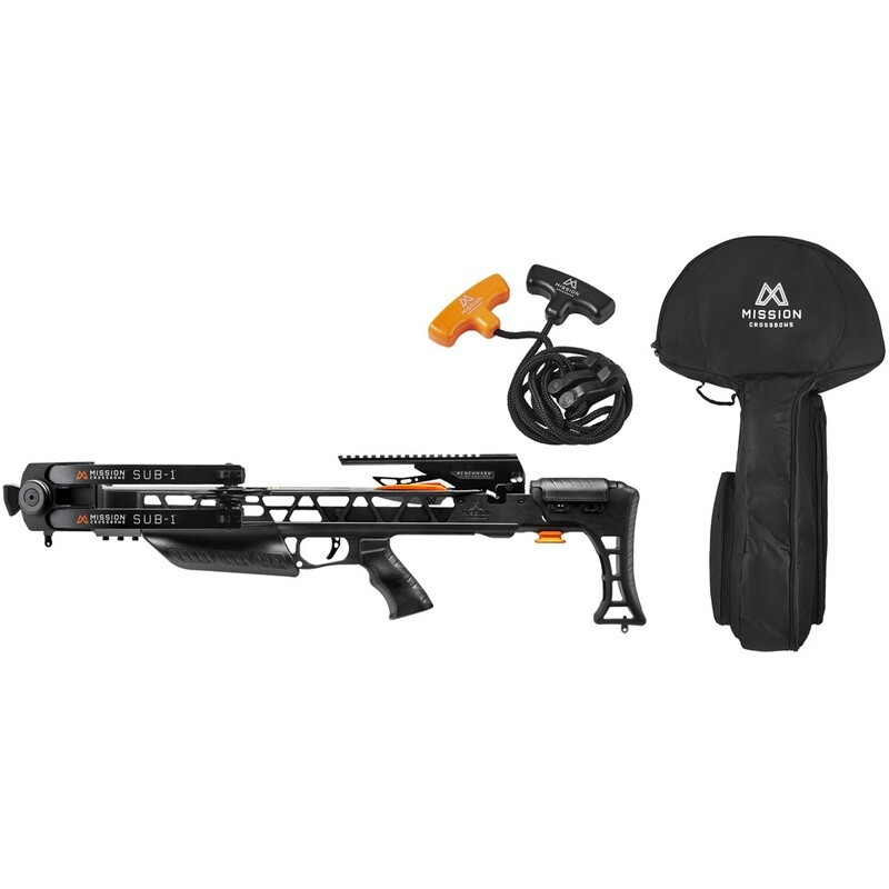 Mission Sub-1 Crossbow Only Black