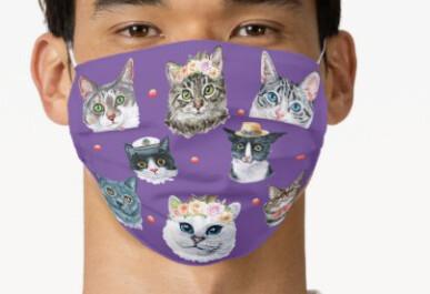 Purple Cat Celebration