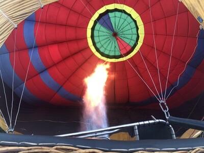 Hot Air Balloon Experience For Four
