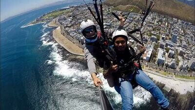 Tandem Paragliding Experience for one