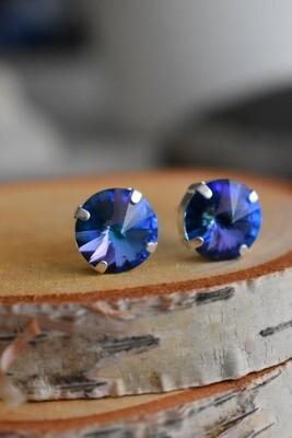 Swarovski Crystal studs Stud Earrings