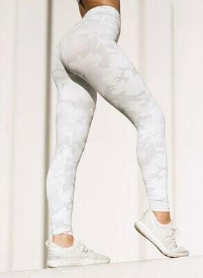 Ecru Camo Legging
