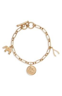 Sawyer Charm Bracelet