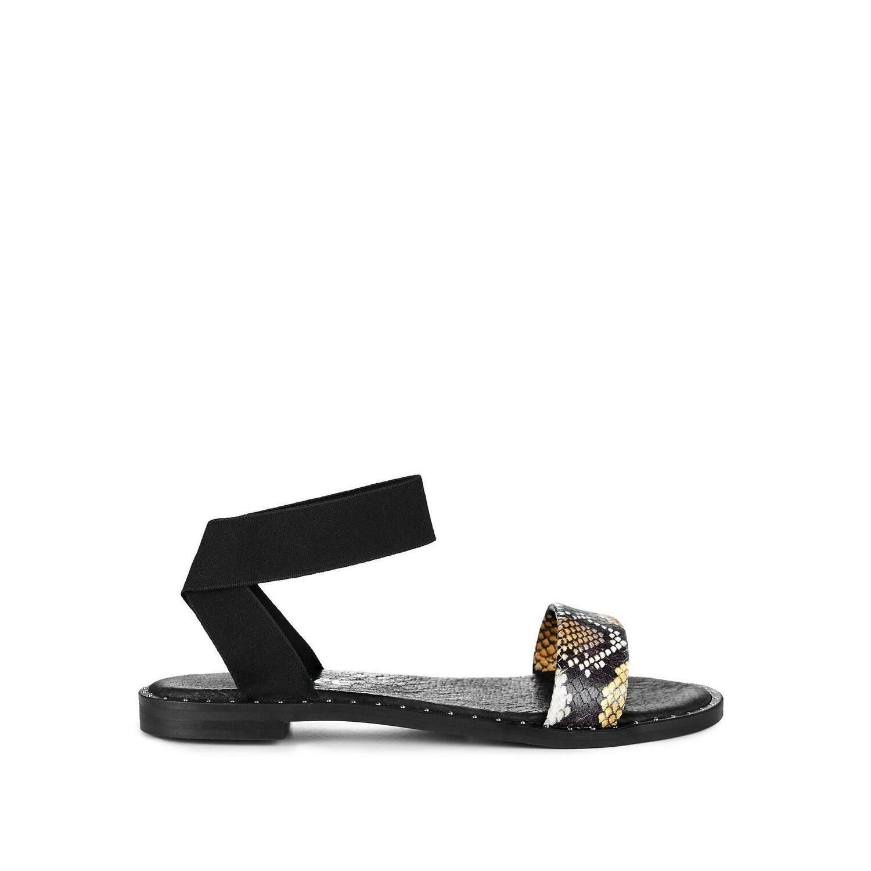 Fauna Python Sandal