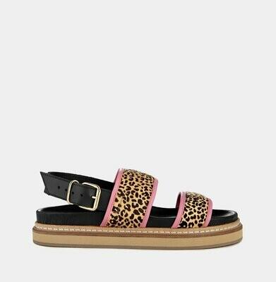 Chunky Flatbed Sandal