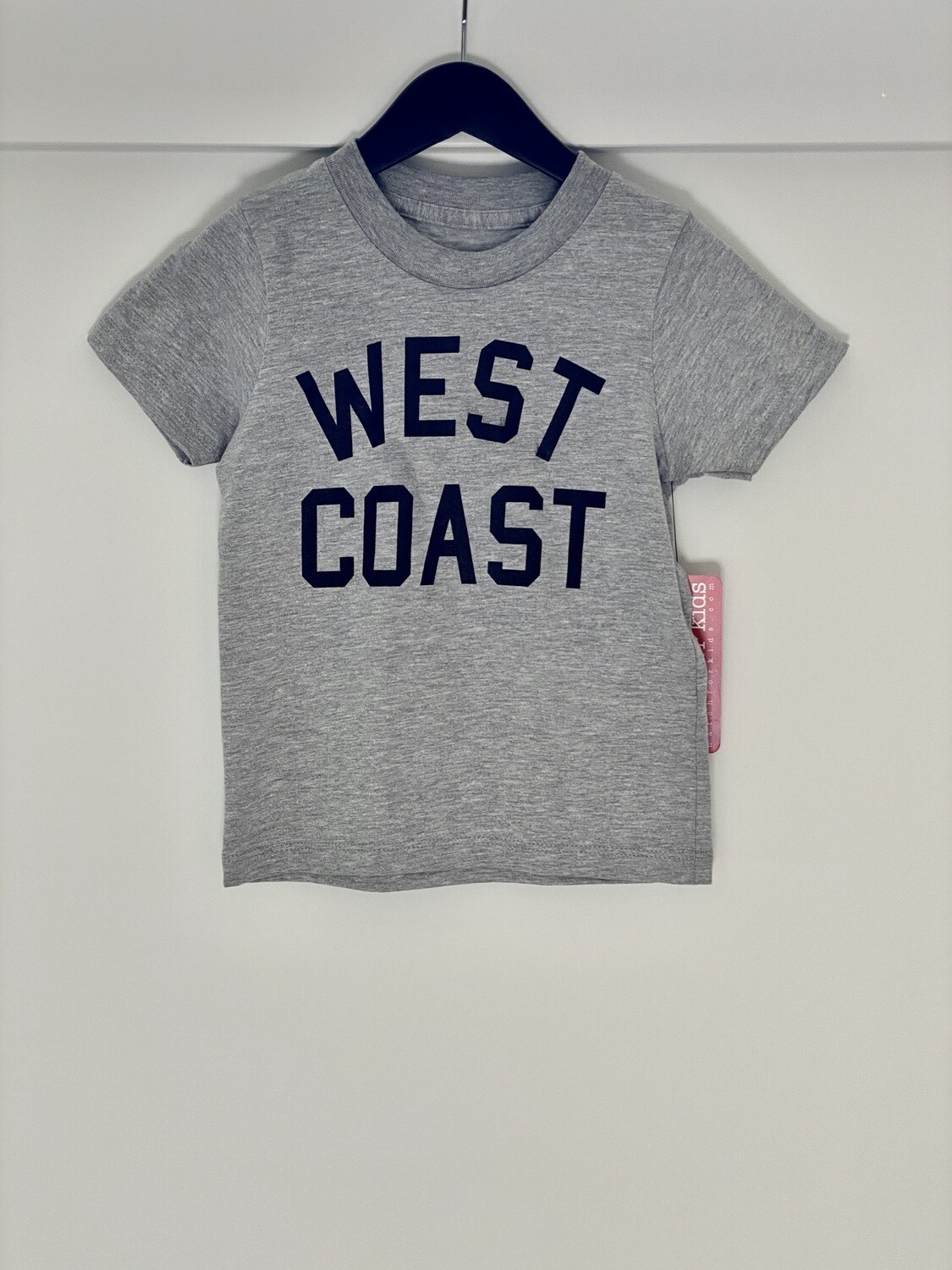 kids tee-west coast