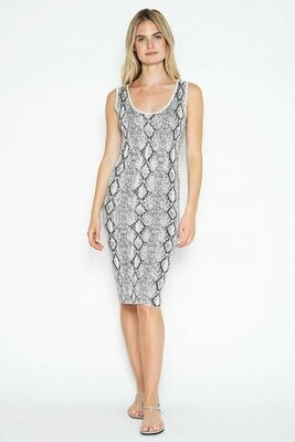 P Tank Dress
