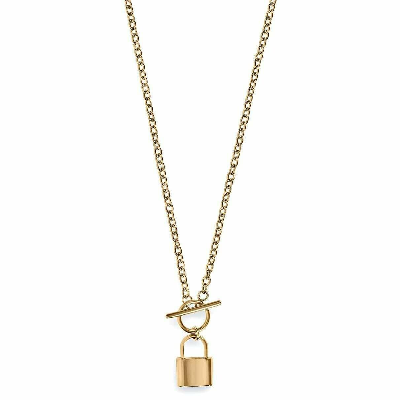 Lydia Lock Necklace