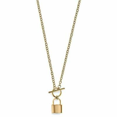 Lydia Lock Necklace