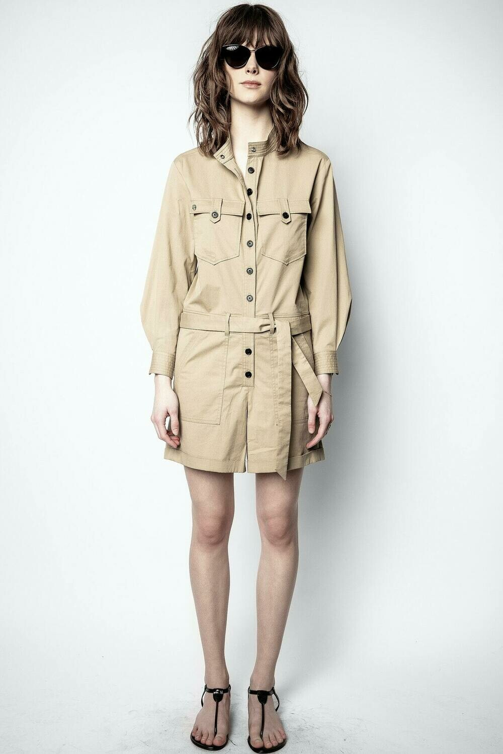 Military playsuit