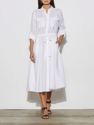Jae Collared Dress