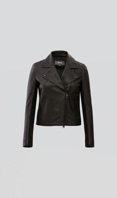 Leather Moto