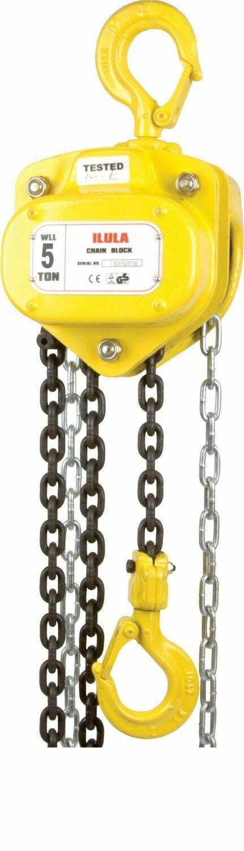 5000Kg Ilula Chain Block