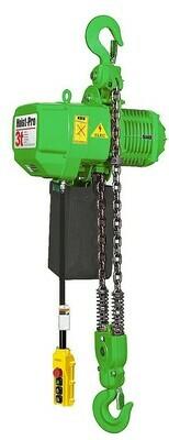3000KG HOIST PRO 1 SPEED / 2 FALL / 380V