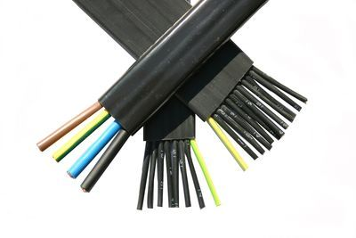 4 CORE X 16MM FLAT CABLE