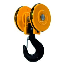 5000KG ROPE HOIST BOTTOM BLOCK (4 FALL)