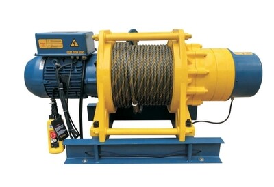 2200KG x 150M ELECTRIC WINCH