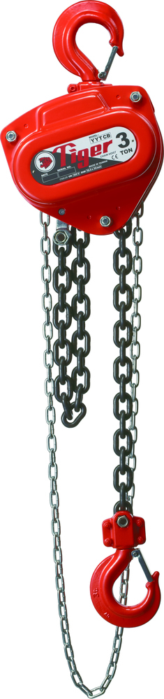 10,000Kg Tiger Chain Block without Load Limiter