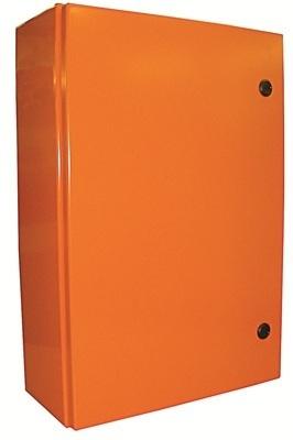 STEEL ENCLOSURE 250mm x 200mm x 140mm