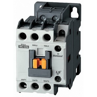 3 Pole - 5.5 KW Contactor