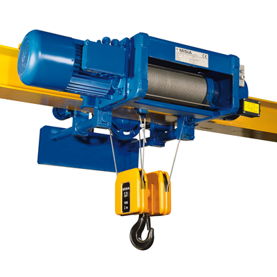 MISIA HOIST 10,000 KG LOW HEADROOM CARRIAGE