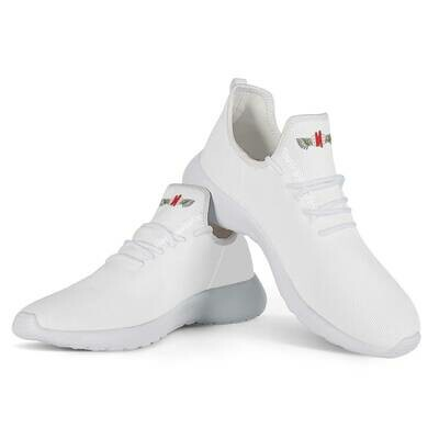 White BMB Sneakers