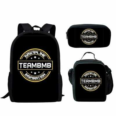 Kids School Bags 3PCS/Set