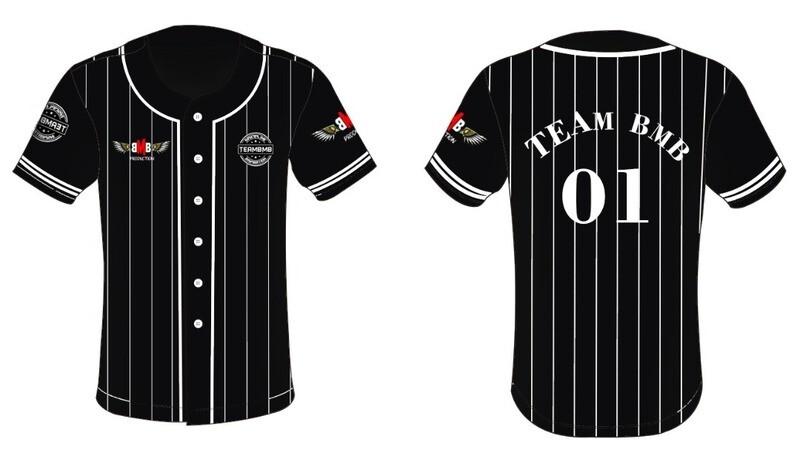 Premium Baseball Jersey